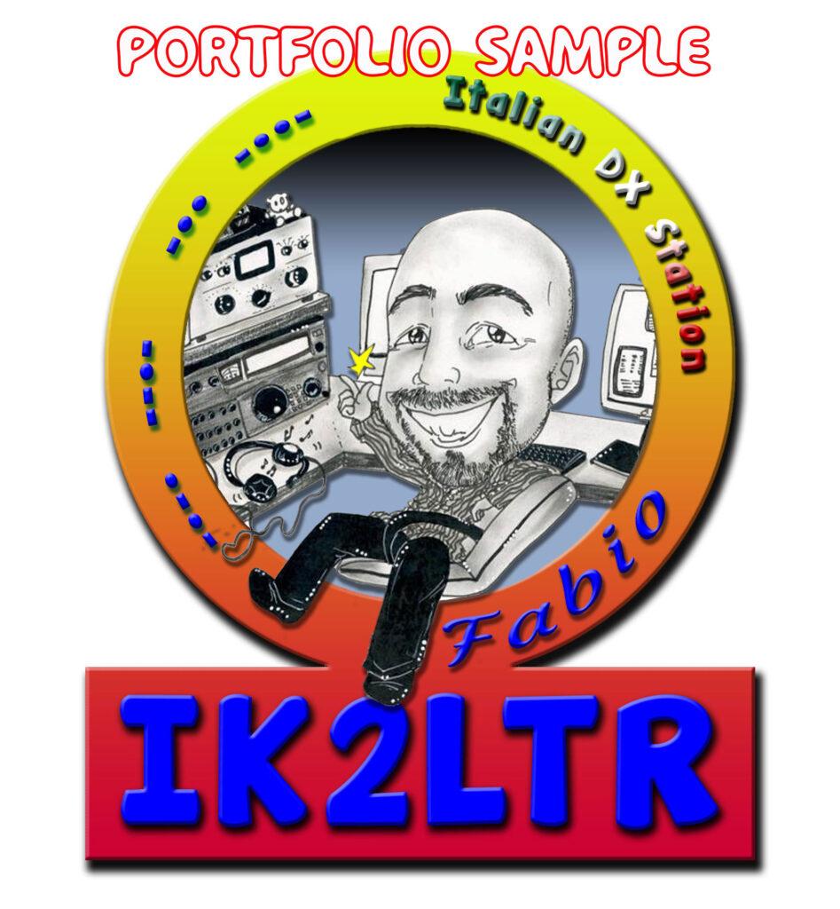 IK2LTR Logo