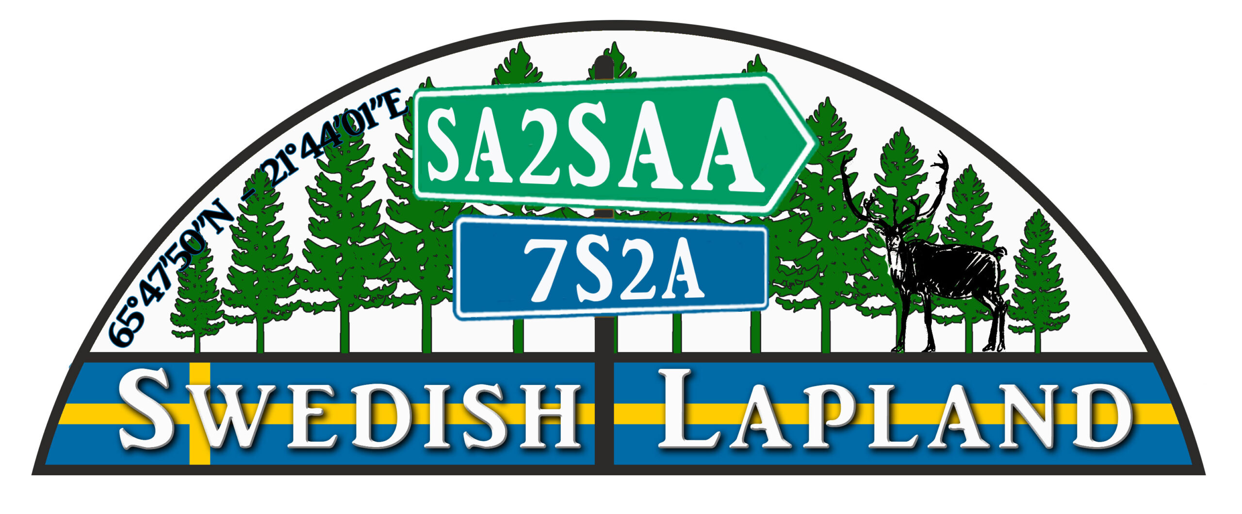 SA2SAA - 7S2A Logo